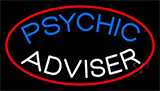 Psychic Advisor Neon Sign