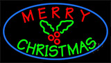 Red Merry Green Christmas LED Neon Sign