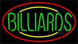Double Stroke Billiards 3 Neon Sign