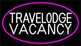 Custom Travelodge Vacancy LED Neon Sign
