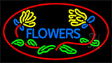 Flowers LED Neon Sign