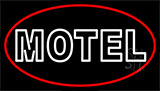 Motel LED Neon Sign