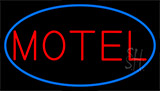 Simple Motel LED Neon Sign