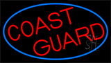 Coast Guard LED Neon Sign