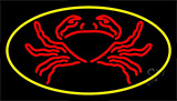 Crab LED Neon Sign