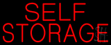 Self Storage Block Neon Sign