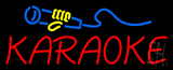 Karaoke Logo LED Neon Sign