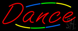Multi Colored Dance Neon Sign