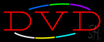 Multicolored Dvd LED Neon Sign
