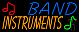 Band Instruments LED Neon Sign