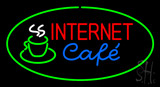 Internet Cafe LED Neon Sign