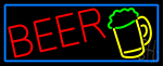 Beer Mug Beer LED Neon Sign