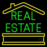 Real Estate 1 Neon Sign
