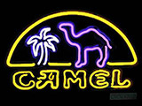 Camel Logo Neon Sign
