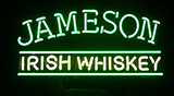 Jameson Irish Whiskey 1 Logo Neon Sign
