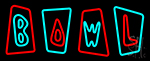 Bowl LED Neon Sign