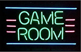 Game Room LED Neon Sign